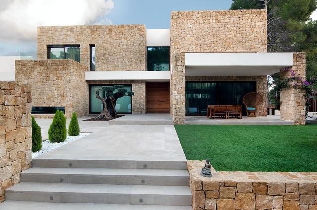 Construcción de viviendas unifamiliares Valencia